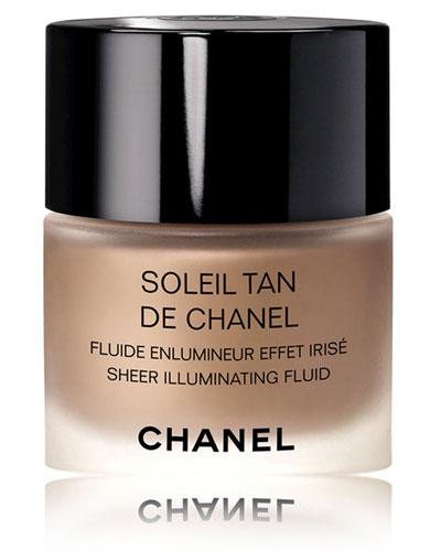 CHANEL <b>SOLEIL TAN DE CHANEL</b><br>Sheer Illuminating Fluid