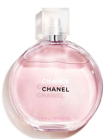 CHANEL <b>CHANCE EAU TENDRE</b> <br> Eau de Toilette Spray, 3.4 oz.