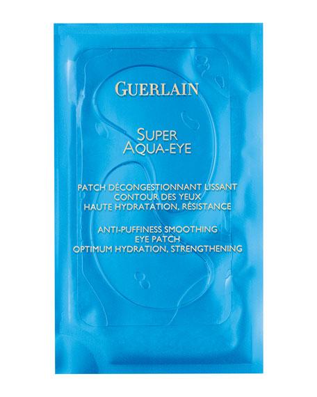 Guerlain Super Aqua Eye Anti-Puffiness/Smoothing Eye Patch