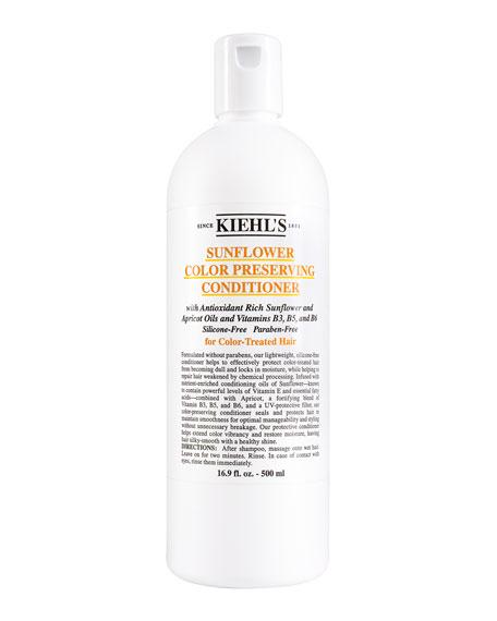 Kiehl's Since 1851 Sunflower Color-Preserving Conditioner, 16.9 oz.