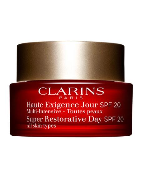 Clarins Super Restorative Day Cream SPF 20, 1.7