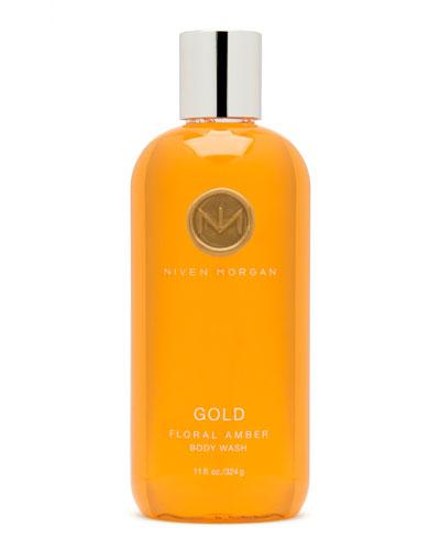 Gold Body Wash, 11 oz.