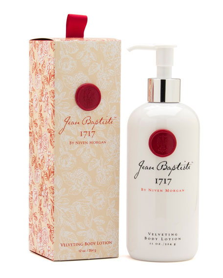 Jean Baptiste 1717 Body Lotion, 12 oz.