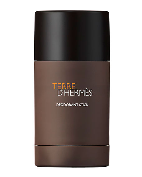 Hermès Terre d'Hermès Alcohol-Free Deodorant Stick, 2.5 oz.