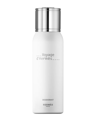 Voyage d'Hermès – Deodorant natural spray, 5 oz