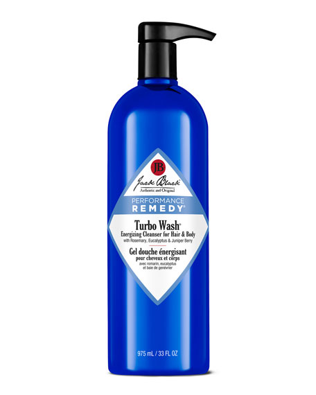 Jack Black Turbo Wash Energizing Hair & Body