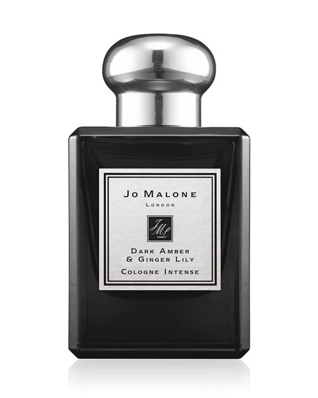 Image 1 of 4: Jo Malone London 3.4 oz. Dark Amber & Ginger Lily Cologne Intense