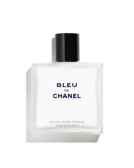 <b>BLEU DE CHANEL</b> <br> After Shave Balm 3 oz.