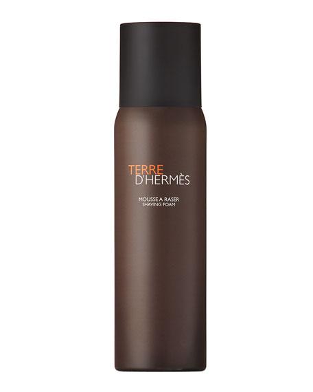 Terre d'Hermès Shaving Foam, 6.5 oz.
