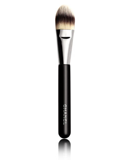CHANEL PINCEAU FOND DE TEINT<br>Foundation Brush #6