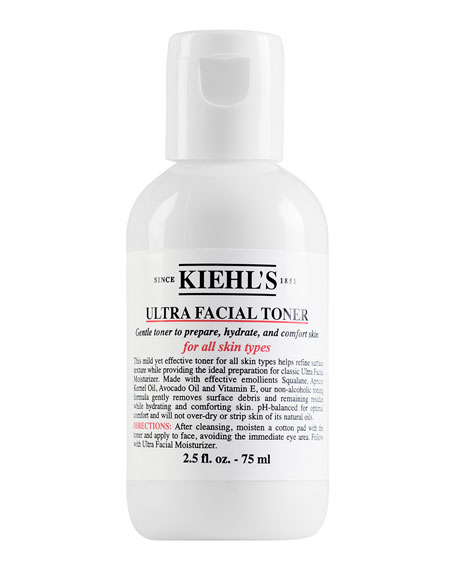 Kiehl's Since 1851 Travel-Size Ultra Facial Toner, 2.5 fl. oz.