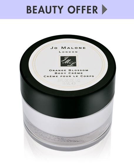 Yours with Any Jo Malone London Purchase