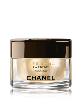 CHANEL SUBLIMAGE LA CRÈME<br>Ultimate Skin Regeneration Texture Fine  Jar  1.7 oz.