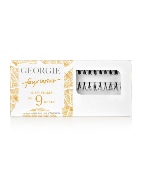 Georgie Belle Faux Lashes