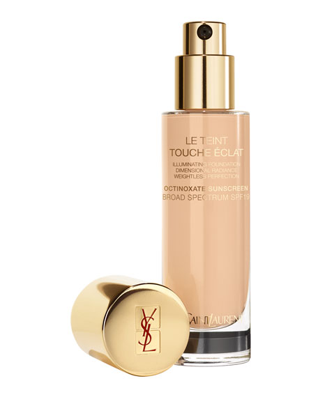 Le Teint Touche Eclat Illuminating Foundation, SPF 19