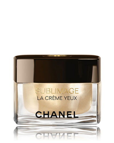 <b>SUBLIMAGE LA CR&#200;ME YEUX</b><br>Ultimate Skin Regeneration Eye Cream 0.5 oz.