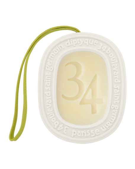 Image 1 of 2: Diptyque 34 Boulevard Saint Germain Scented Oval