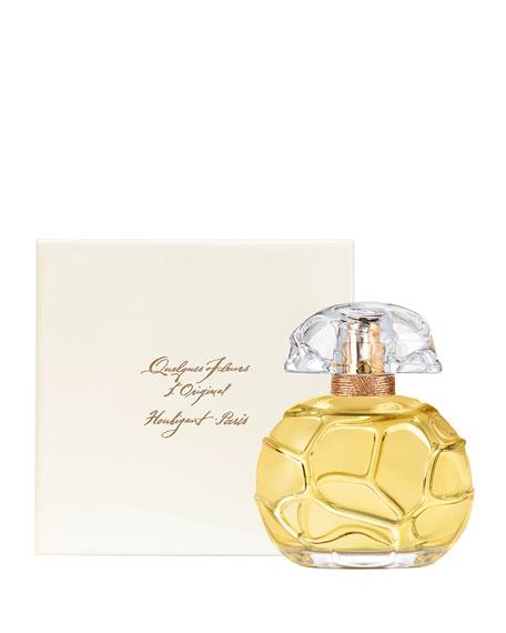Quelques Fleurs L'Original Eau de Parfum, 3.4 oz./ 100 mL