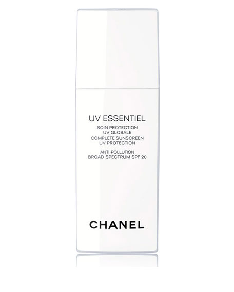 <b>UV ESSENTIEL</b> <br>Complete Sunscreen UV Protection Anti-Pollution Broad Spectrum SPF 20