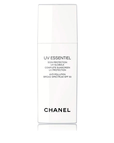 <b>UV ESSENTIEL</b> <br>Complete Sunscreen UV Protection Anti-Pollution Broad Spectrum SPF 50