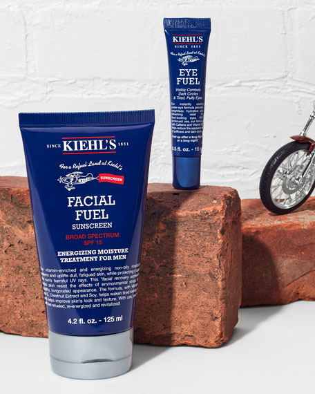 Kiehl's Since 1851 Facial Fuel Daily Energizing Moisture Treatment for Men, 6.8 oz.