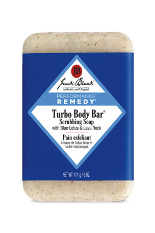 Jack Black 6 oz. Turbo Body Bar Scrubbing Soap