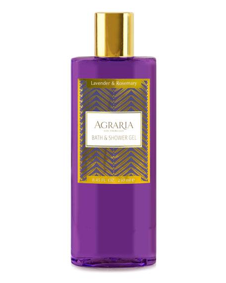 Lavender Rosemary Shower Gel