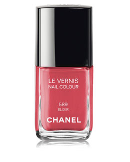 CHANEL LE VERNIS ELIXIR Nail Colour