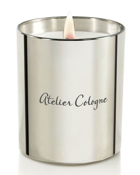 Atelier Cologne GOLD LEATHER CANDLE 6.7OZ