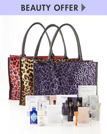 Fall Beauty Event Bag Yours with Any $125 Beauty Purchase