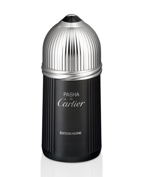 Cartier Pasha Edition Noire Eau de Toilette, 3.3 oz/ 100 mL