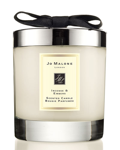 Incense & Embers Scented Candle, 7 oz