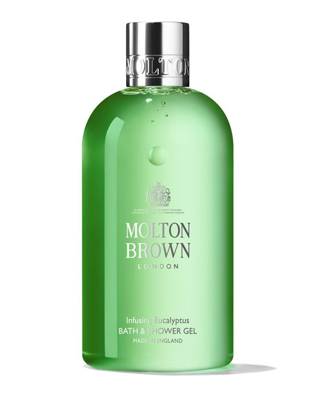 Molton Brown Eucalyptus Bath and Shower Gel, 10 oz./ 300 mL