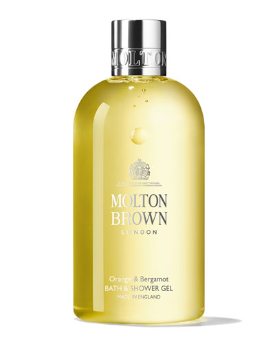 Orange & Bergamot Bath and Shower Gel  10 oz./ 30 mL