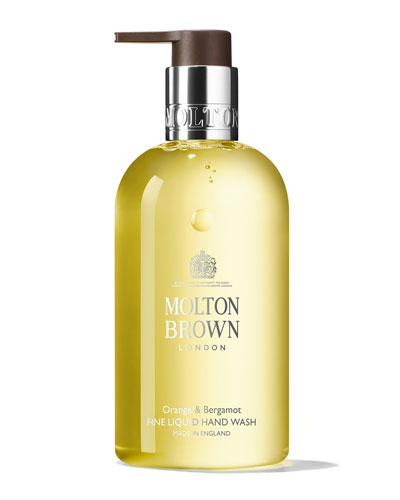 Orange & Bergamot Hand Wash  10 oz./ 300 mL