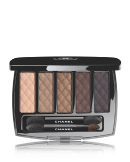CHANEL CHANEL OMBRES MATELASSEES EYESHADOW PALETTE Limited Edition