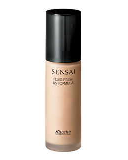 Kanebo Sensai Collection Fluid Finish US Formula