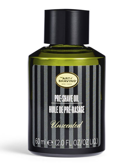 The Art of Shaving Pre-Shave Oil, Unscented