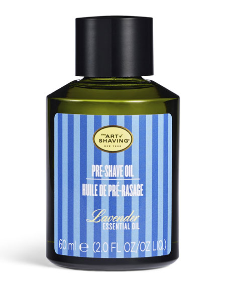 The Art of Shaving The Lavender Pre-Shave Oil, 2 oz./ 60 mL