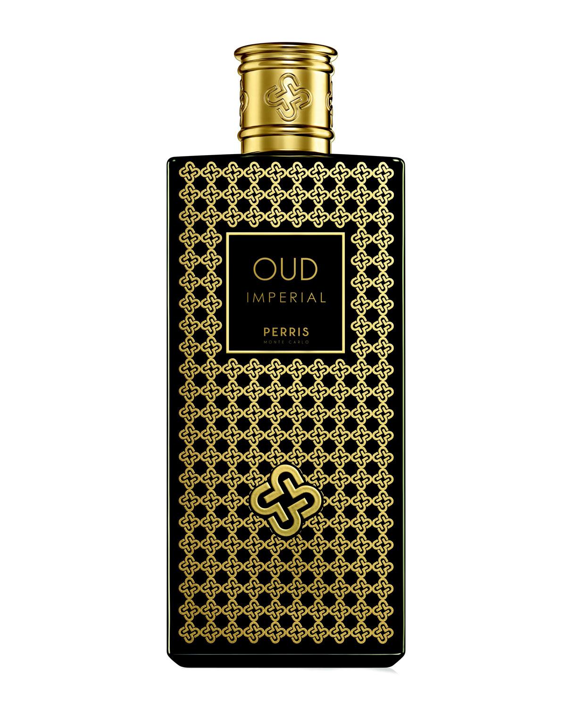 Perris Monte Carlo Oud Imperial Black Eau De Parfum 34 Oz 100 Ml