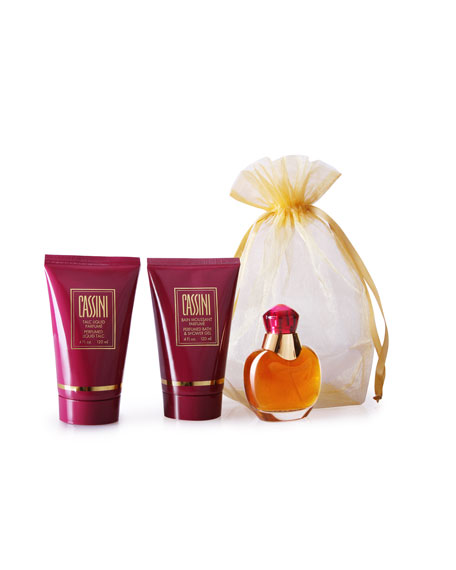 Cassini Parfums Refreshing Gift Set
