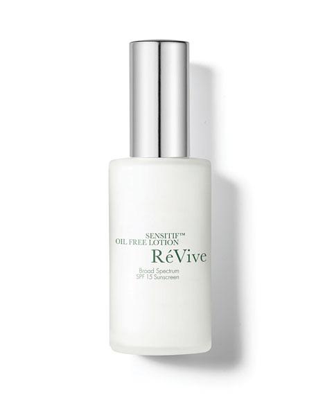 ReVive Sensitif Oil-Free Lotion Broad Spectrum SPF 15 Sunscreen, 60 mL