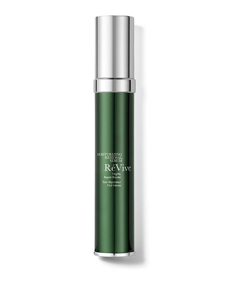 ReVive <b>Moisturizing Renewal Serum</b><br>Nightly Repair Booster, 1 oz./ 30 mL