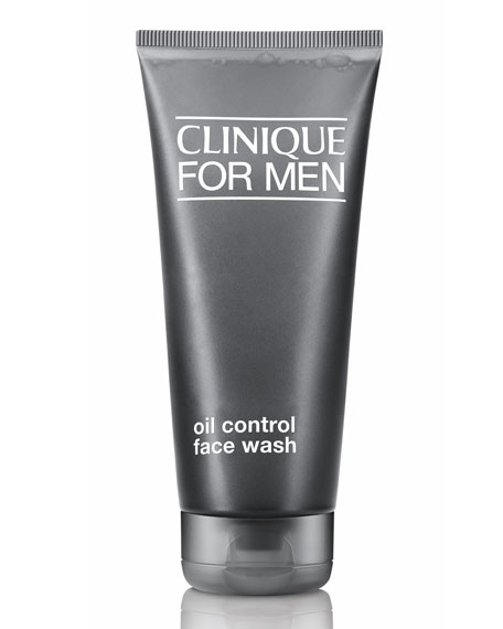 Clinique For Men Oil Control Face Wash, 200 mL