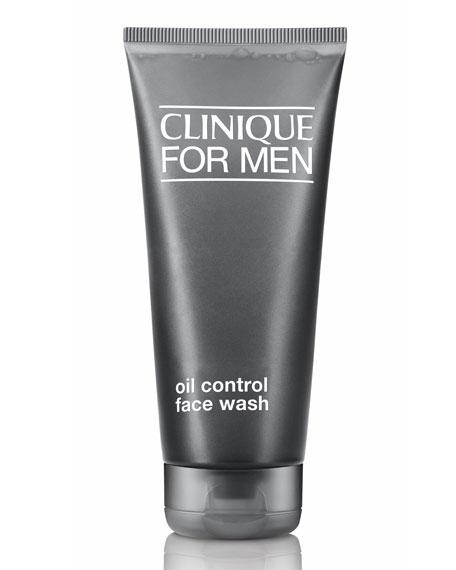 Clinique For Men Oil Control Face Wash, 200
