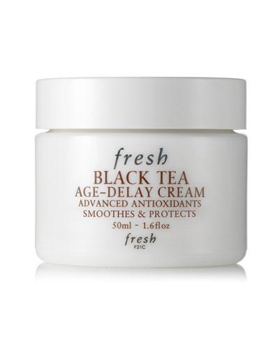 Black Tea Age-Delay Moisturizer  1.6 oz./ 50 mL