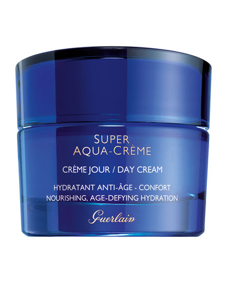 Guerlain Super Aqua Comfort Day Cream, 50ml