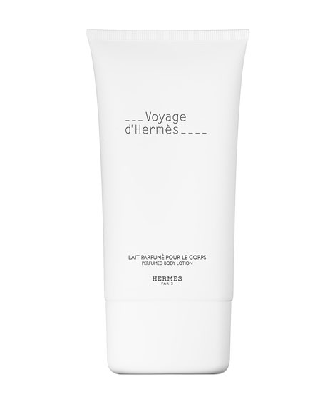Hermès Voyage d'Hermès Perfumed Body Lotion, 5 oz.