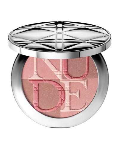 Diorskin Nude Shimmer Powder - NEW, Rose/Pink