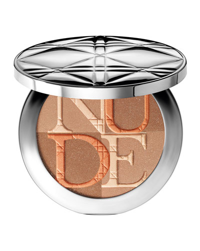 Dior Beauty Diorskin Nude Shimmer Powder - NEW, Ambre/Amber